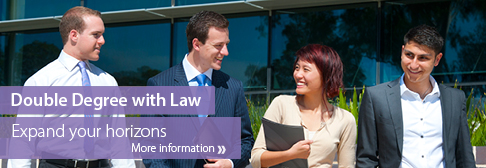 Law - Homepage Banner Double Degree