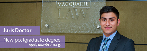 Law - Homepage Banner Juris Doctor